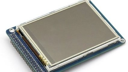 tft lcd touch display