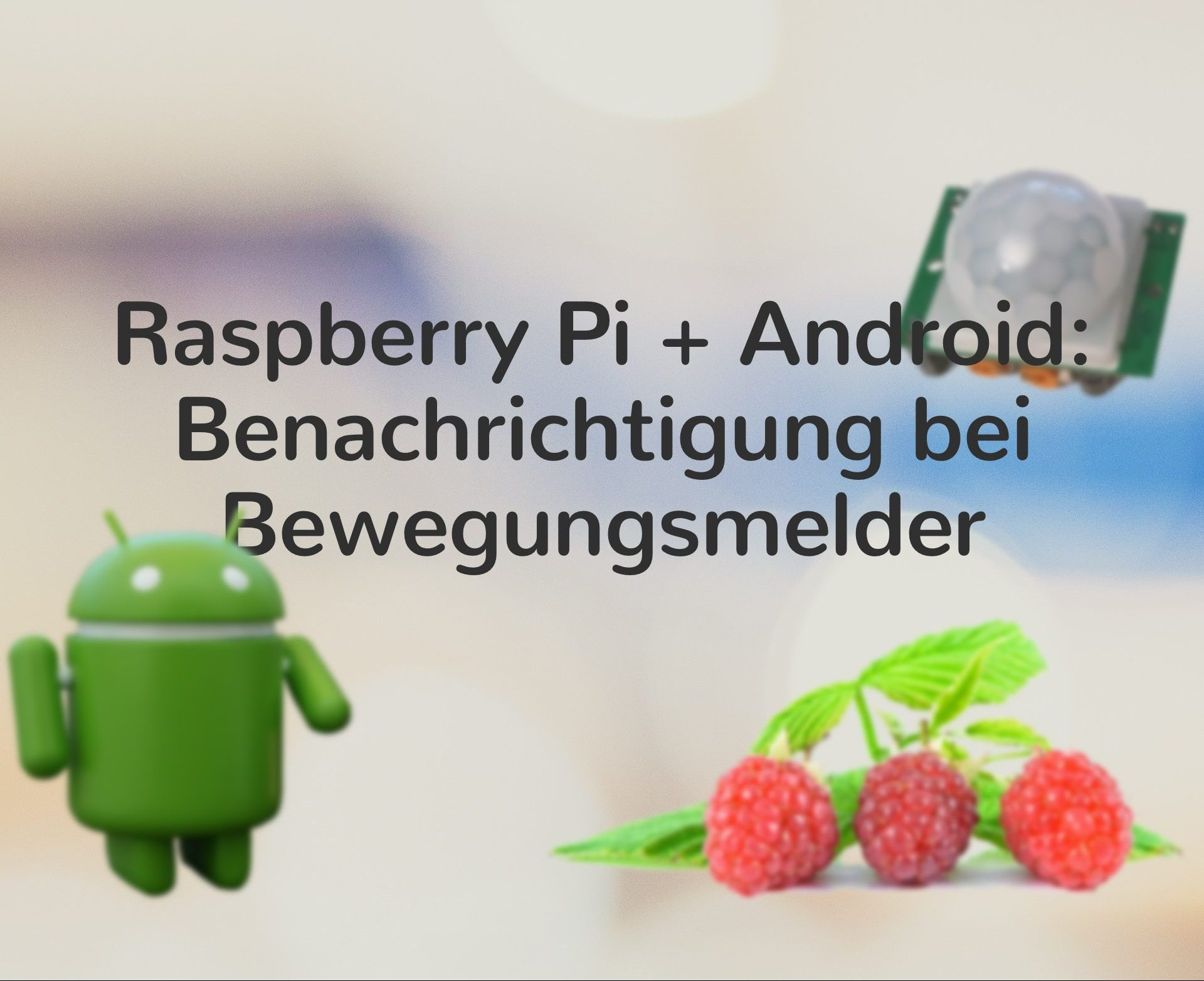 raspberry pi android benachrichtigungen von bewegungsmelder. Black Bedroom Furniture Sets. Home Design Ideas