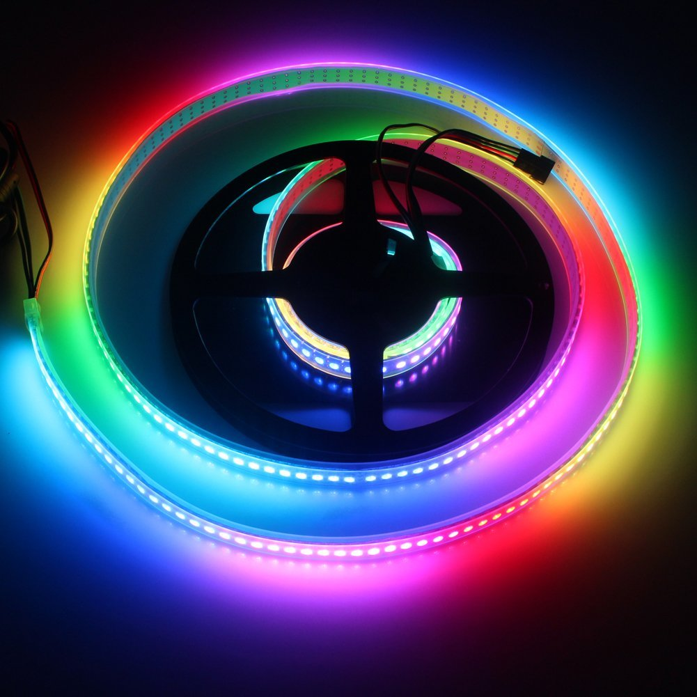 Raspberry Pi WS2812 RGB LED Strip