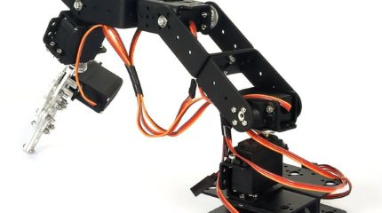 Raspberry Pi Robot Arm 6DOF