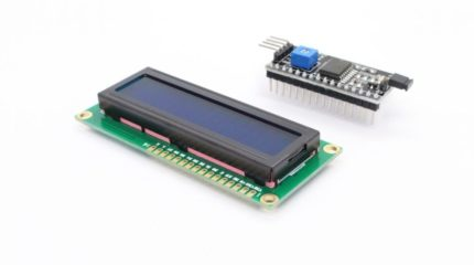 ESP8266 NodeMCU HD44780 LCD Display per I2C steuern
