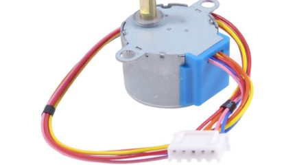 Raspberry Pi Stepper Motor Control with L293D / ULN2003A