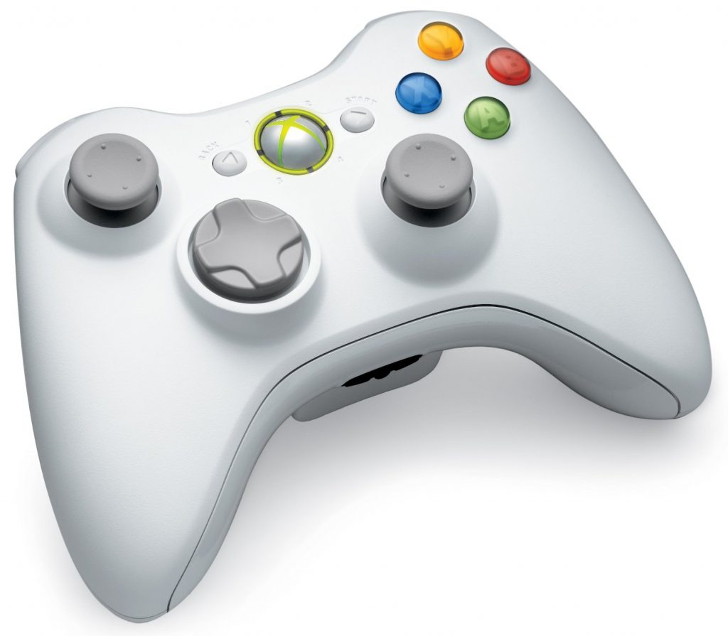 Raspberry Pi Xbox 360 Wireless Controller