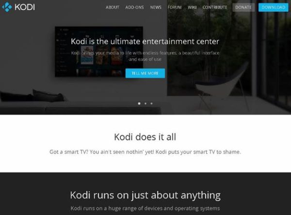 The most used entertainment OS for the Raspberry Pi is KODI
