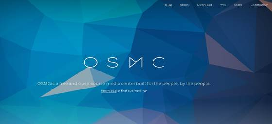 OSMC - Multimedia OS for the Raspberry Pi